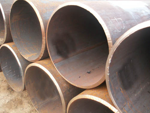 Longitudinal Seam Submerged Arc Welded Lsaw Pipes Pipe