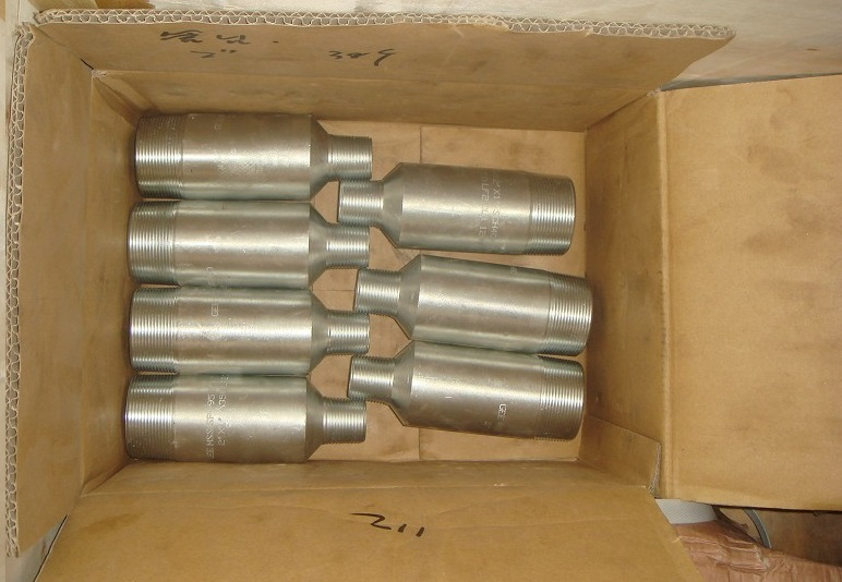 Mss sp swaged nipples and bull plugs pipe fittings