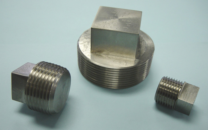 Pipe plugs hexagonal round square head plug bsp