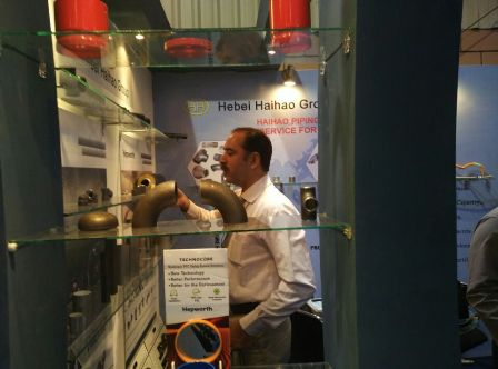 Hebei Haihao Group and Wavin Group work together to support Pakistan piping system market.